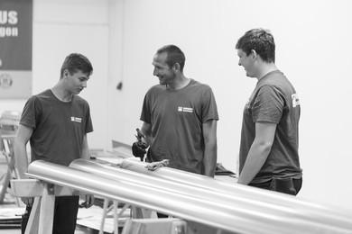 Ausbildung zum Dachdecker
