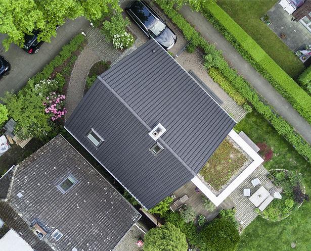 Energetische Dachsanierung Neu und Alt