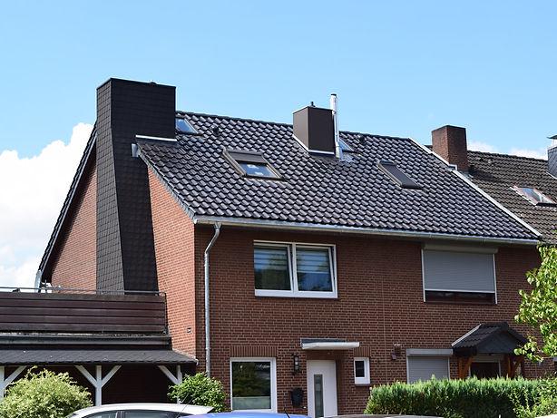 Dacheindeckung und Wärmedämmung - Dachsanierung