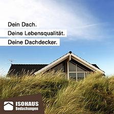 Dein Dach. Deine Dachdecker. Hamburg.
