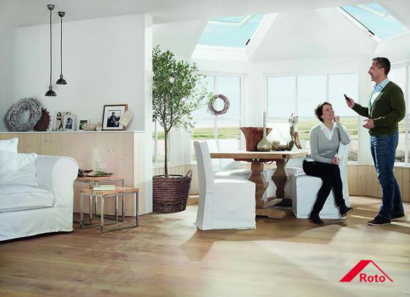 Roto Dachfenster Comfort I8