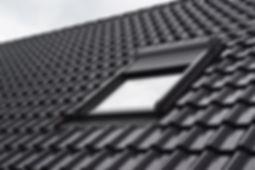 Dacheindeckung Nelskamp - Dachfenster Roto