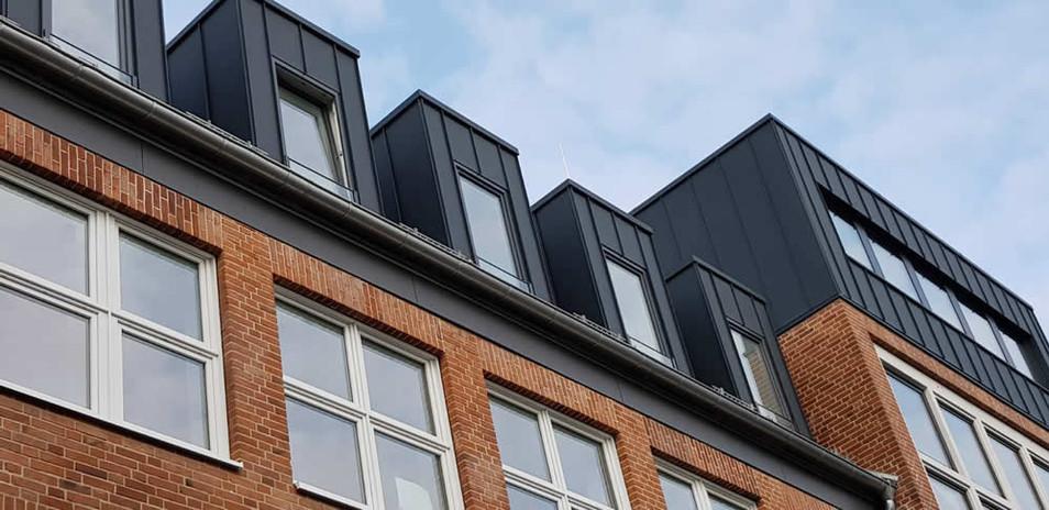 Gaubenverkleidung Fassadenverkleidung