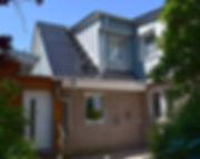 Fertiggestellte Dachsanierung und Klempnerarbeiten
