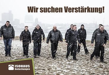 offene Stelle Dachdecker Hamburg