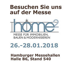 Messe home2 in Hamburg