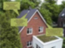 Energetische Dachsanierung in Hamburg Finkenwerder