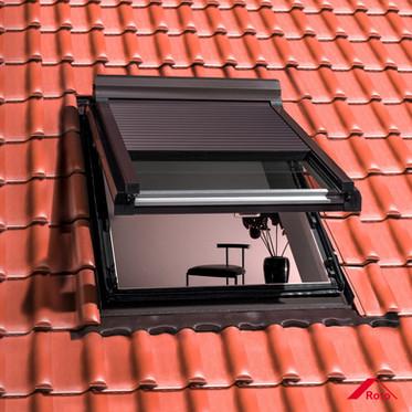 Außenrollo Roto Dachfenster
