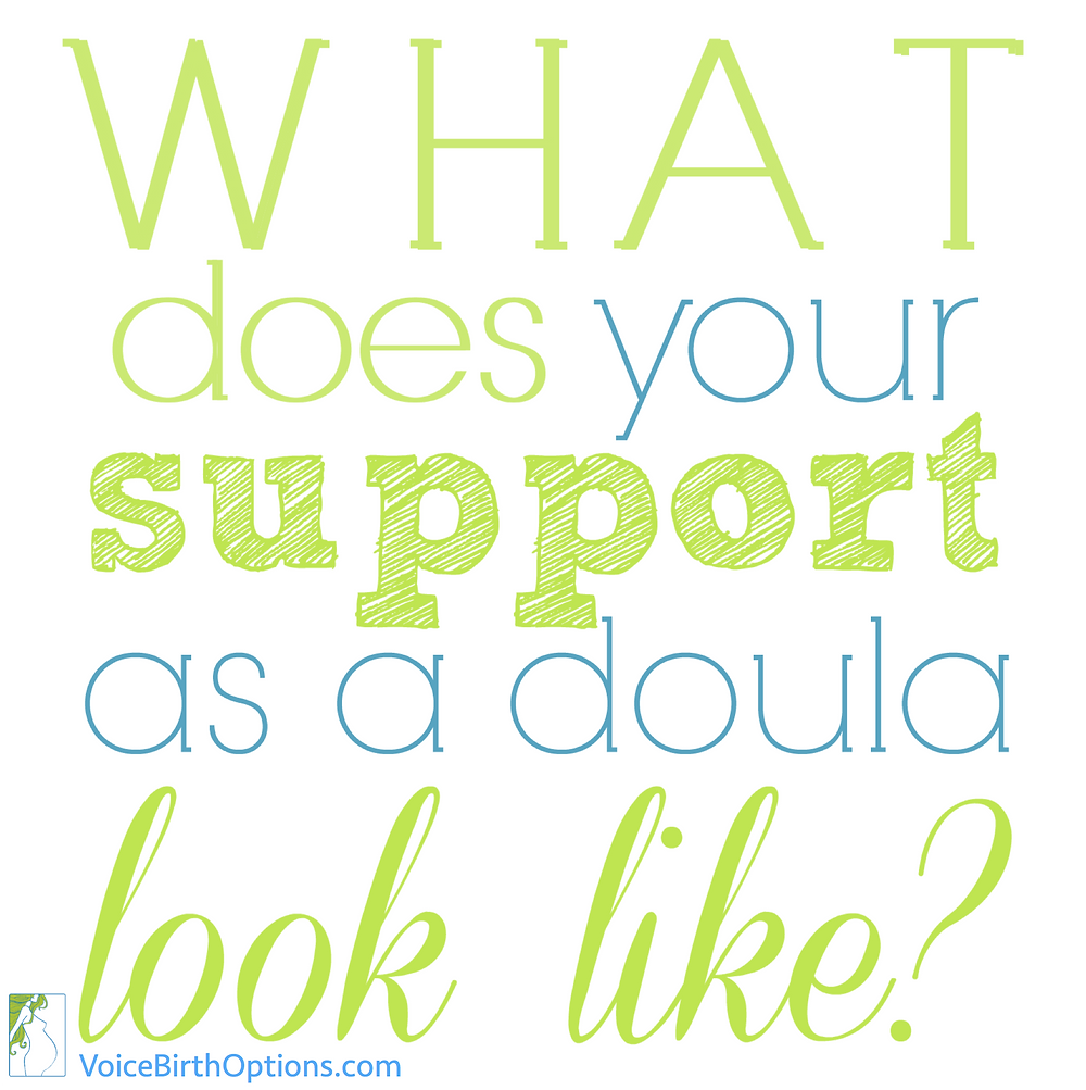 Doulas and Epidurals and C-Sections