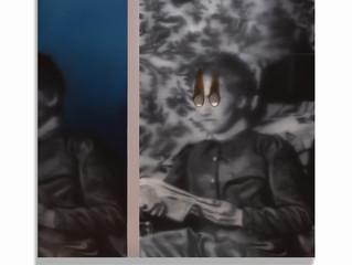 Ryoki Kurasaki solo exhibition -Remains-