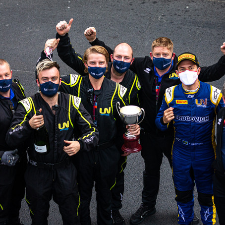 A win and two additional podiums see UNI-Virtuosi leave Monaco with both Championship Leads