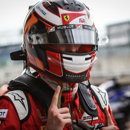 Ilott on Pole at Team's Home Race, Zhou Robbed of Late Gains