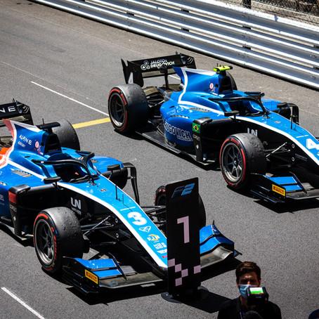 Zhou wins as UNI-Virtuosi secure a 1-2 finish in Monaco