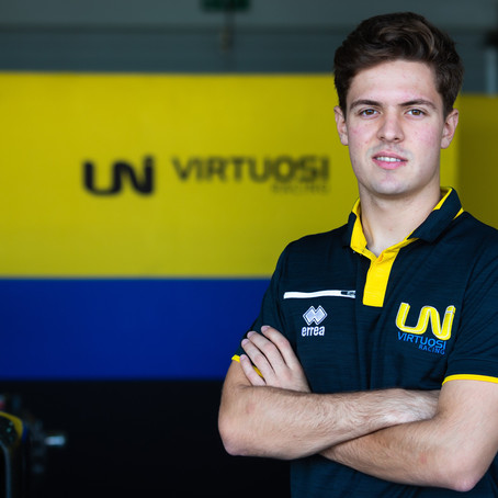 Felipe Drugovich joins UNI-Virtuosi Racing for 2021 F2 season
