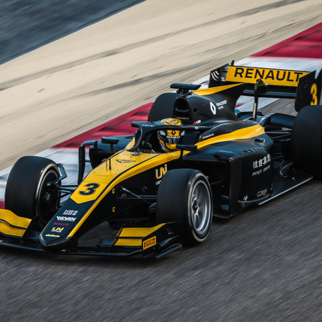 UNI-Virtuosi Racing kicked off the 2020 season in style with the new upgraded Formula 2 car