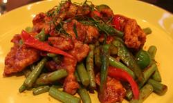 Charm's Spicy Chicken