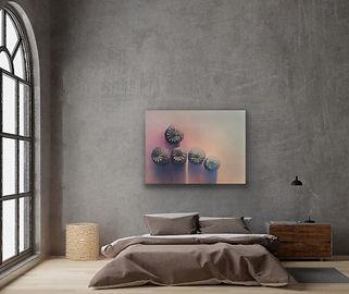 Poppy Pods, bedroom