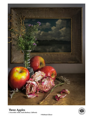 Three Apples of Fall