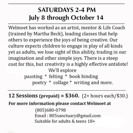 Awaken Creativity Workshop