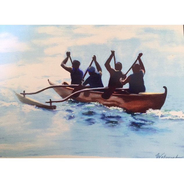 The Paddlers