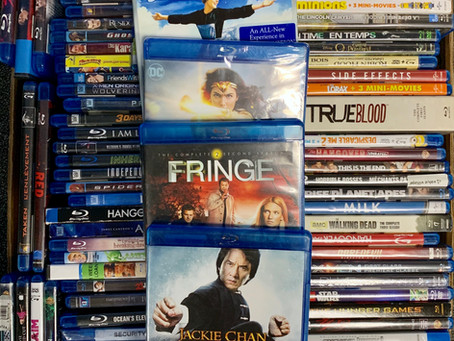 Pandemic Dvd Sales boost