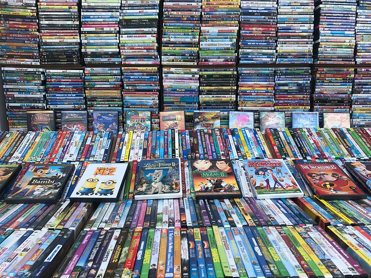 Kids Movies & Shows - FREE SHIPPING