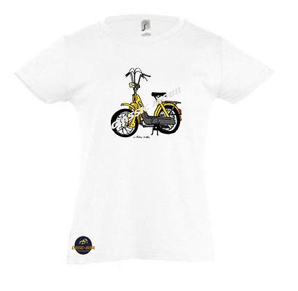 CIAO jaune / Tee-shirt Fille