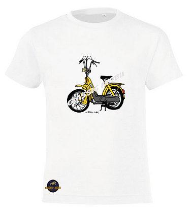 CIAO jaune / Tee-shirt coton Garçon