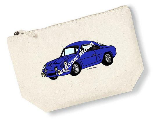 Alpine A110 / Pochette coton