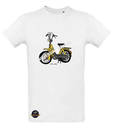 CIAO jaune / Tee shirt Homme coton BIO