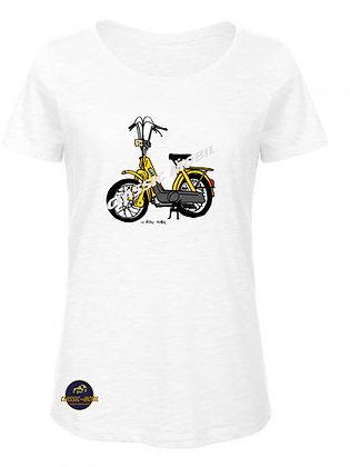 CIAO jaune / BIO T-Shirt Femme