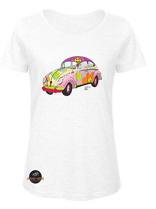Love Bug 3 / BIO T-Shirt Femme