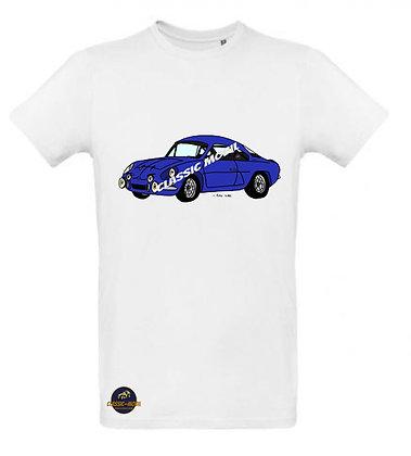 Alpine A110 / Tee shirt Homme coton BIO