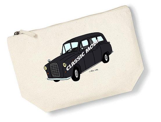 Austin FX4 Taxi Black cab  / Pochette coton
