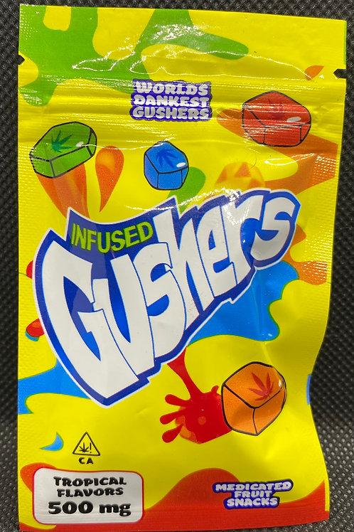 New - Gushers 500mg