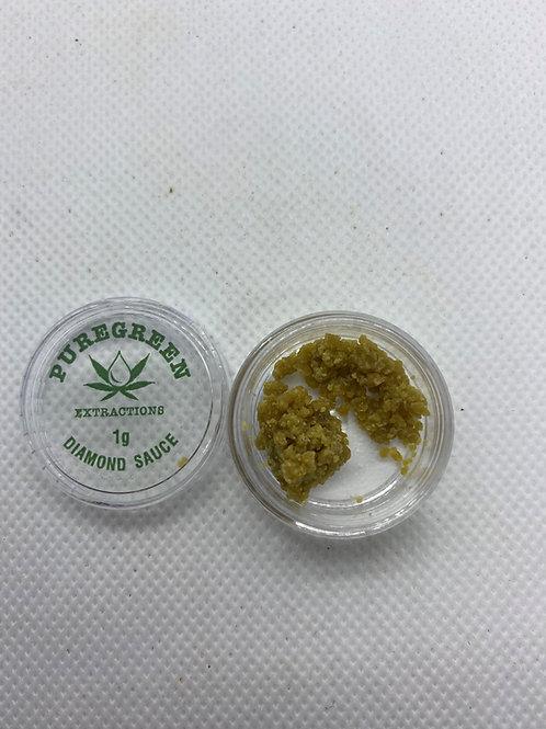 Bubblegum Crumble - Pure Green Extracts