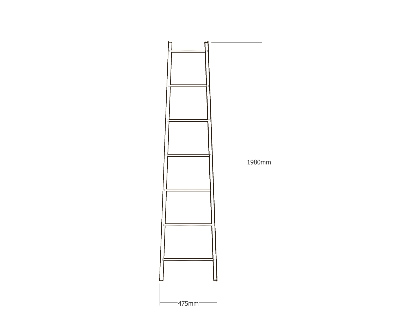 004 ladder 1980X475