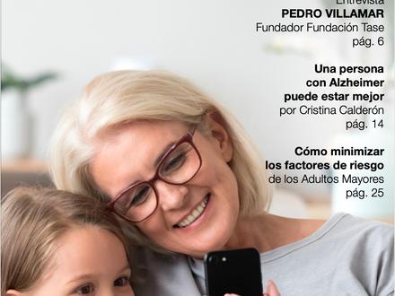 """Primera Revista Digital 2020 """"Que el Alzheimer no nos detenga"""""""