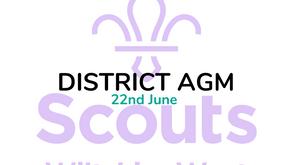 District AGM