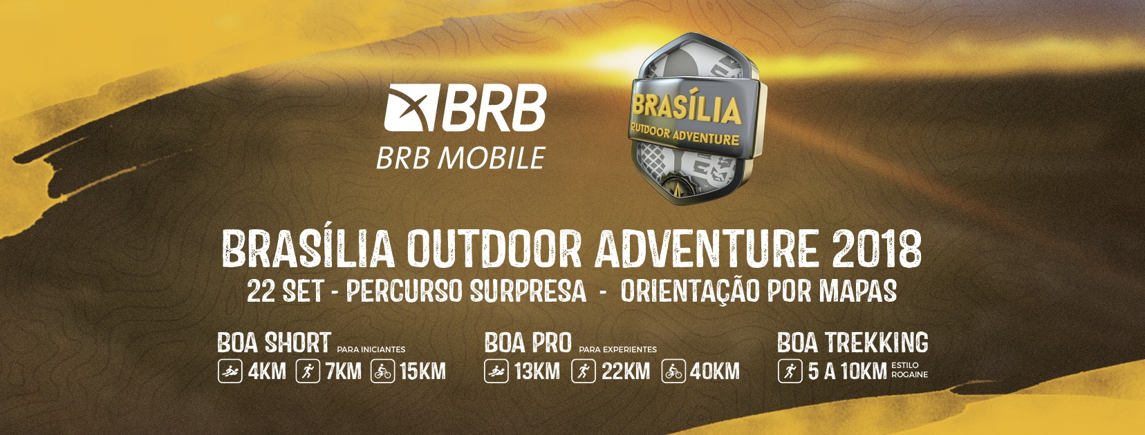 BRB BRASÍLIA OUTDOOR ADVENTURE 2018