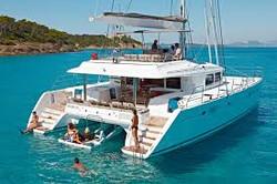 lagoon 400seychelles catamaran renta