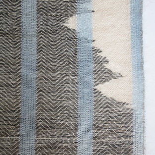 10. Materials: Mohair, Bamboo, Tencel, Rayon. Dyes: Indigo, Seaweed.