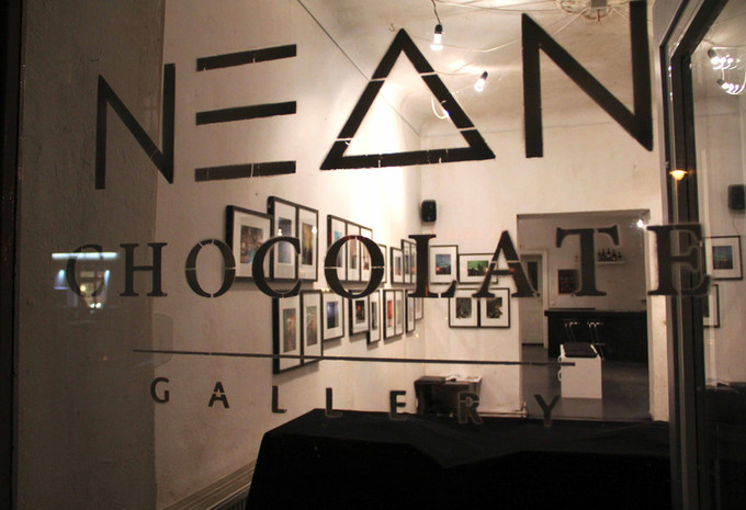 Neonchocolate Gallery, group exhibition, dec 2011