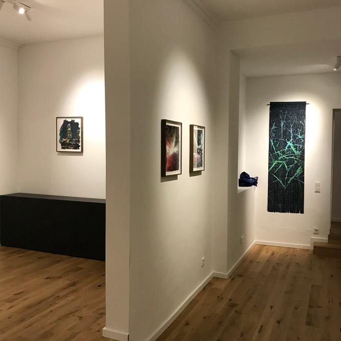Exhibition at Fv2 Architektur in Munich, Westermühlstr. 26, oct-nov 2019