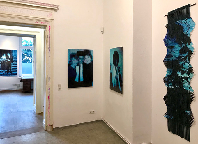 Blue Memories, Monat der Fotografie Off 2018, Bernheimer Contemporary Berlin