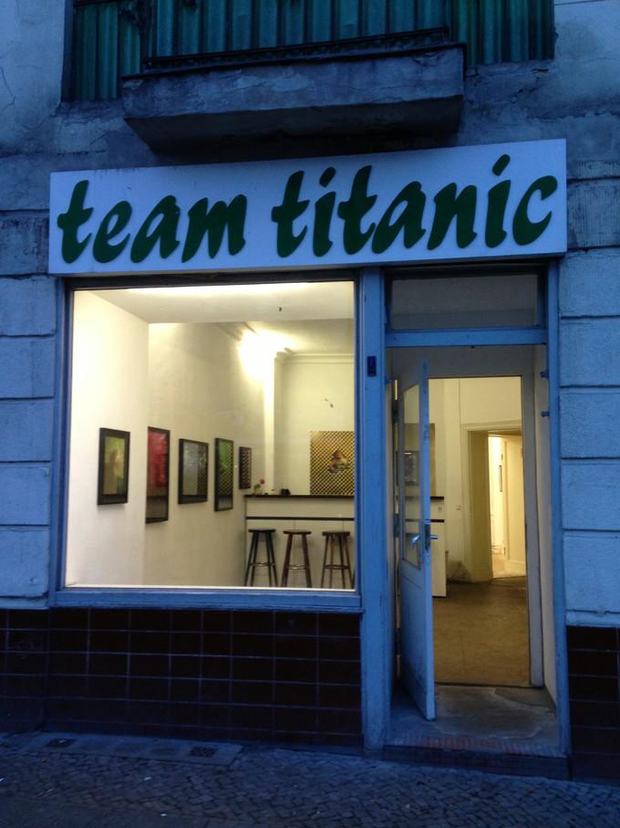 team titanic 2013