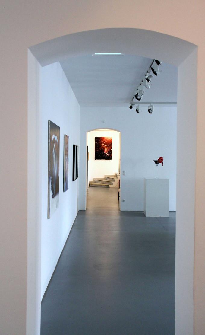 Installation view, Bernheimer Contemporary, Monbijou Palais, Berlin 2016