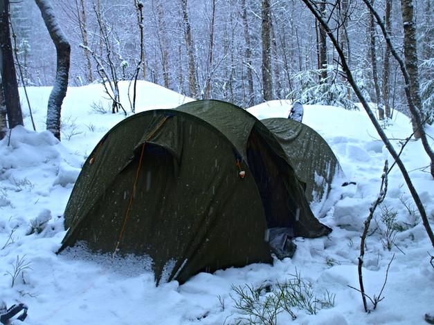 Teltta lämmitin