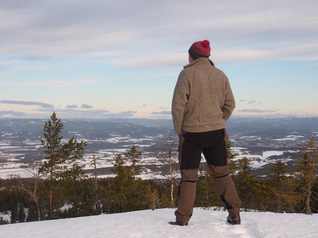 Talven viimeinen vaellusretki Oslon lähialueiden mahtavimpaan paikkaan.