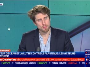"""auum dans l'émission """"Objectif Raison d'être"""" sur BFM TV"""
